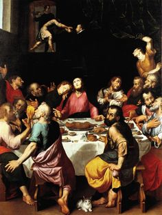 Giovanni Battista Crespi, detto il Cerano - Ultima Cena