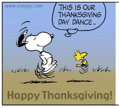 Thanksgiving Day Dance!!