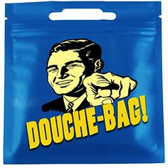 The Douche Bag Funny Novelty Christmas  Birthday Gifts Item for Him or Her  Gag Gift for Men Women Brother Sister Teen Uncle Best Friend Mom Dad Boyfriend Girlfriend Husband Wife Prank * Be sure to check out this awesome product. (Note:Amazon affiliate link) Christmas Gifts For Her, Christmas Birthday, Birthday Gifts, Merry Christmas, Friends Mom, Best Friends, Homemade Pinata, Homemade Gifts, Gag Gifts For Men