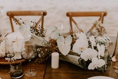 Image via Janneke Storm / Curated by GC Hitched / Styled by The Events Lounge Palm Wedding, Tipi Wedding, Marquee Wedding, Indoor Wedding, Wedding Events, Wedding Flowers, Sage Green Wedding, Byron Bay Weddings, Table Flowers
