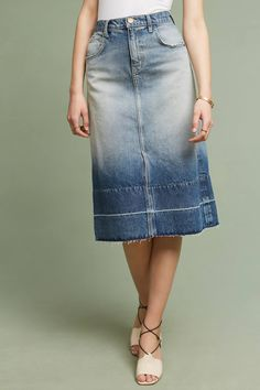 06af8b9c572932 218 Best Denim & Chambray images in 2019 | Chambray, Flare leg jeans ...