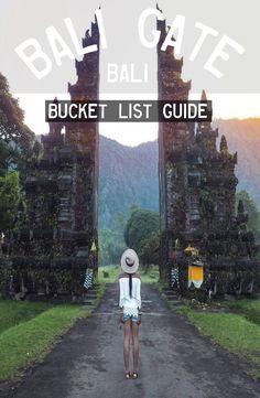 Guide: Bali Gate