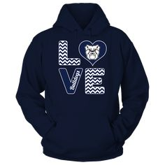 Stacked Love - Butler Bulldogs T-Shirt  Butler Bulldogs Official Apparel - this licensed gear is the perfect clothing for fans. Makes a fun gift!  AVAILABLE PRODUCTS Gildan Unisex Pullover Hoodie - $44.95   Gildan Unisex Pullover Hoodie District Women District Men Next Level Women Gildan Youth T-Shirt Gildan Long-Sleeve T-Shirt Gildan Fleece Crew View sizing / material info BUY IT NOW ...