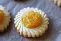 Pineapple mini-tarts