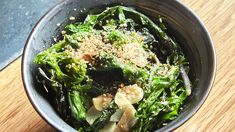 If you're making the Miso Pork Ribs With Chile-Honey Glaze from The Wolf's Tailor in Denver, No. 10 on our Hot Ten list this year, you're going to need a side of these braised greens. (And the Rice Porridge With Dashi too.) Use less-spicy kale instead of mustard greens if you prefer a milder side dish, or try a mixture of both.