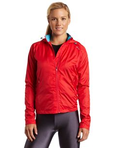 Asics reflector jacket. $90 @ asics.com for stores. Wind-resistant outer shell keeps you protected from the elements but allows excess heat and moisture to escape from any layers underneath. Great for running in cold weather.