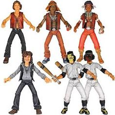 The Warriors Movie Action Figure - Bing Images