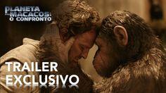 Planeta dos Macacos: O Confronto | Dawn of the Planet of the Apes | Trailer Internacional Legendado | 2014
