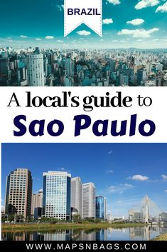 Welcome to the biggest city in Latin America! With so many possibilities, how can you know what are the best things to do in Sao Paulo? Check out this local's guide full of the best things to do in Sao Paulo, including the main attractions: Paulista Avenue, Ibirapuera Park, the MASP. Ah, and the best part? Written by a LOCAL! Check out it out before your next adventure to Brazil! #saopaulo #saopaolo #Brazil #travel #tips #SouthAmerica #city #Architecture #OscarNiemeyer