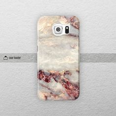 Marble Galaxy S7 case Galaxy S6 case Samsung by CaseToaster