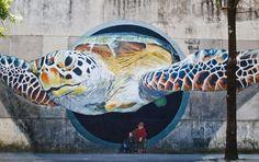 PHOTOS - Street Art : Google expose l'art de rue – metronews