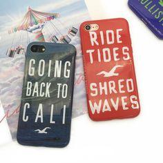 Hollister Seagulls Case,iPhone 7 Plus Case Iphone 7 Plus Cases, Iphone 5s, 6s Plus, Hollister, Design