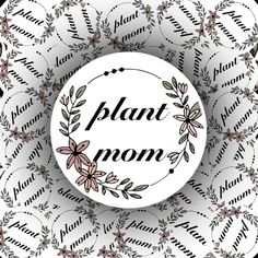 Plant Aesthetic, Getting Wet, Laptop, Stickers, Etsy, Mom, Plants, How To Make, Inspiration
