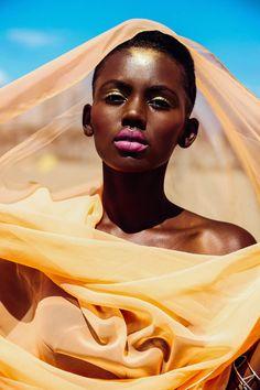 "continentcreative: "" Lilian Uwanyuze by Osose Oboh for Beau Monde Society """