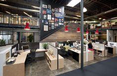 Mires Ball Office | Bells & Whistles Interior Design