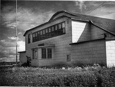 The Island Falls Community Hall