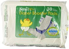 Select Kids Booster Pads Diaper Doubl…