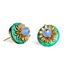 Adara Earrings by Metal Nonk now featured on Fab for $18