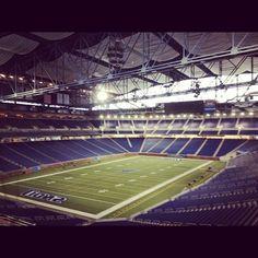 Ford Field itt: Detroit, MI