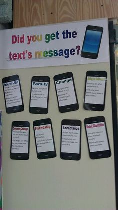 GREAT WAY TO TEACH THEME!  Think that it is cool how they were able to make it interesting for teenagers.