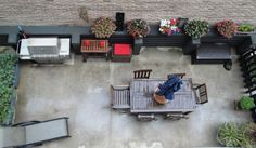 rooftop deck at 1440 S Michigan Ave Unit 421.  Contact me to see this beauty! 312.858.8307