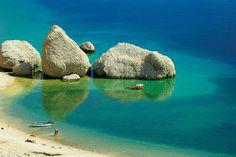 Beritnica Beach, Pag Island