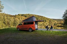 Nugget Aufstelldach | Westfalia Mobil GmbH Ford Transit Custom, Camper Van, Motorhome, Manual Transmission, Holiday Travel, Rolling Stock, Airstream Trailers, Recreational Vehicles, Rv