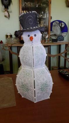 Do You Wanna Build A Snowman Build A Snowman, Machine Embroidery, Outdoor Decor, Home Decor, Make A Snowman, Decoration Home, Room Decor, Home Interior Design, Home Decoration