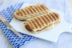A Food, Good Food, Food And Drink, Yummy Food, Panini Sandwiches, Wrap Sandwiches, High Tea, Bread Recipes, Brunch