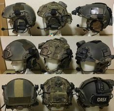 Operator head gear (:Tap The LINK NOW:) We provide the best essential unique equipment and gear for active duty American patriotic military branches, well strategic selected.We love tactical American gear Tactical Helmet, Airsoft Helmet, Tactical Equipment, Military Equipment, Special Forces Gear, Fast Helmet, Tac Gear, Combat Gear, Military Guns