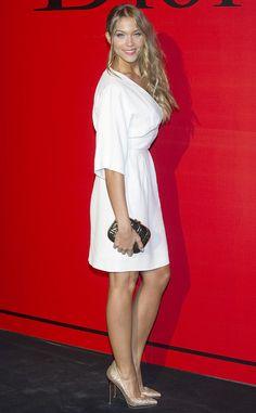 Patricia Montero in Dior