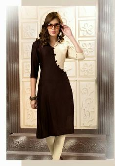 designs for you on klaygirls boutique. cash on delivery. Varieties of colours. Kurta Designs, Blouse Designs, Fashion Wear, Fashion Outfits, Salwar Pattern, Kurti Styles, Kurti Collection, Indian Attire, Chic Outfits