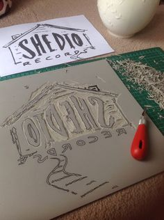 Creation of Shedio records Container