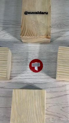 Woodworking Joints, Woodworking Projects Diy, Diy Wood Projects, Diy Home Crafts, Diy Arts And Crafts, Engineering Tools, Civil Engineering, Outdoor Pallet Projects, Wood Joinery
