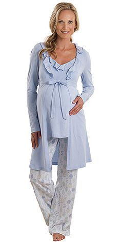 Apple of My Eye Nursing Robe