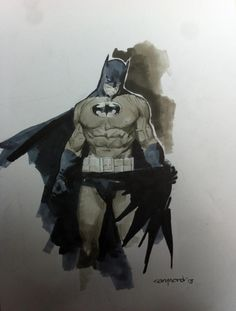 Batman by Cary Nord *