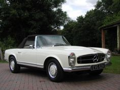 1970 Mercedes Pagoda | Thoroughbred classic cars - 1970 Mercedes 280 SL Pagoda