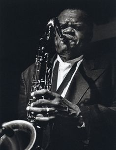 Stanley Turrentine by Hillary Turner