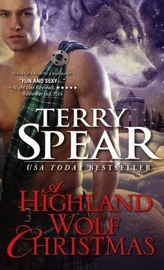 Monlatable Book Reviews: A Highland Wolf Christmas & What A Lady Needs for Christmas by Terry Spear Reviews
