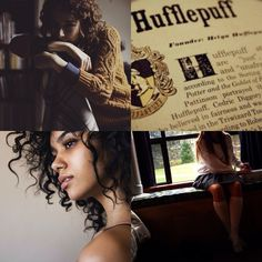 "Ravenclaw and Hufflepuff Aesthetic: ""We're not always intelligent and kind, sometimes we're stupid and rude.""  In which the Ravenclaw and Hufflepuff students are something else after hours"