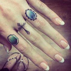 Strepik 3 Rings Tattoos  #temporary #tattoo #rings #diamonds #strepik #t4aw #tattoos