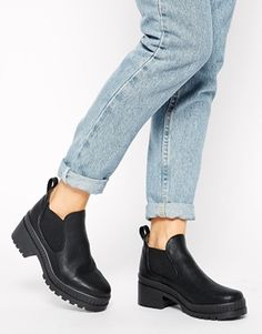 Enlarge ASOS RIGHT ON TIME Chelsea Ankle Boots