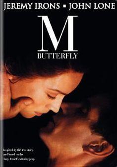 (1993) M. Butterfly - Jeremy Irons, John Lone, Ian Richardson