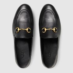 946b2f7a6 Gucci Brixton leather Horsebit loafer Detail 3 Preppy Brands, Heritage  Brands, Gucci Horsebit Loafers