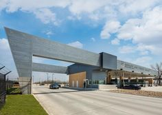 stratcom gate - offutt air force base. This is where my boyfriend is at