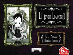 """""""El joven Lovecraft"""" de José Oliver"""