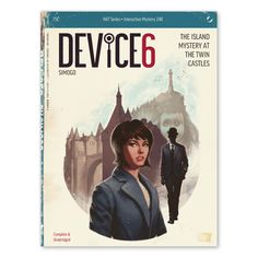 Device 6 Poster Paperback
