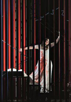 LUCIA DI LAMMERMOOR  Inszenierung Christian Pade Nationaltheater Mannheim