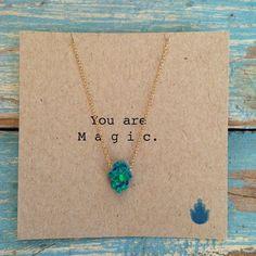 Самые популярные тэги этого изображения включают: magic, necklace и blue