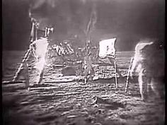 First Moon Landing 1969 Video